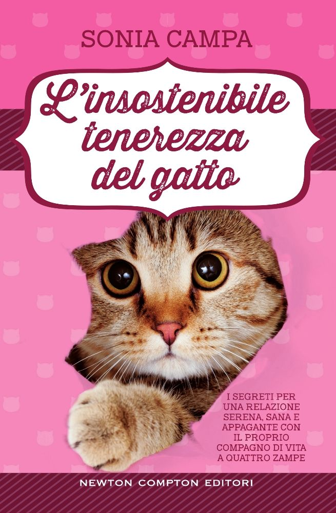 """""""L'insostenibile tenerezza del gatto"""" di Sonia Campa"""